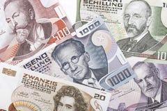 Pengar från Österrike, en bakgrund