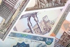 Pengar från Liban, en bakgrund