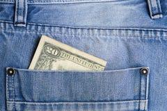 Pengar i fack, Fotografering för Bildbyråer