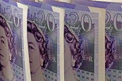 Pengar noterar kassa fotografering för bildbyråer