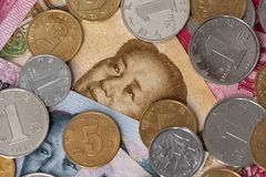 Pengar, pappers- valuta och mynt, RMB