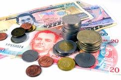 pengar philippines arkivfoton