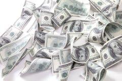 Pengar rikedom Royaltyfri Bild