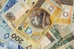Pengar - rikedom Arkivbilder