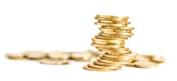 Pengar som är finansiella, affärstillväxtbegrepp arkivbilder