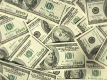 pengar som mer min portfölj ser Royaltyfri Bild