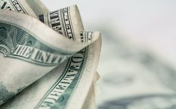 Pengarbakgrund Arkivfoto