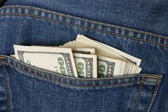 pengarfack Arkivbild