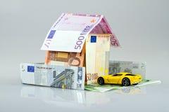 Pengarhus arkivfoto