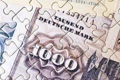Pengarpussel Arkivfoto