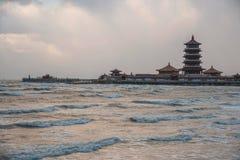 Penglai City, Shandong Province, Penglai city Stock Photography