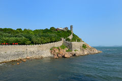 Penglai, Shandong Province Royalty Free Stock Photo