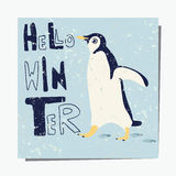 penguin Immagini Stock Libere da Diritti