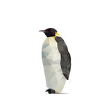 Penguin abstract Stock Photography