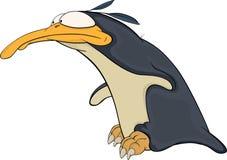 Penguin . Cartoon Royalty Free Stock Photos