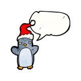 Penguin cartoon Stock Photography