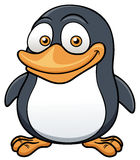 Penguin cartoon Stock Photo