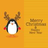 Penguin design Stock Images