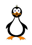 Penguin illustration Royalty Free Stock Photo