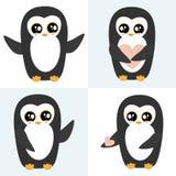 2018.01.26_craft card penguin royalty free illustration