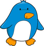 Penguin Vector Illustration Royalty Free Stock Photos