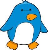 Penguin Vector Illustration Royalty Free Stock Photos