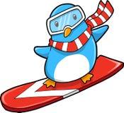 Penguin Vector Illustration Royalty Free Stock Photo