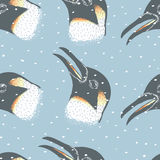 Penguin vector illustration Stock Images