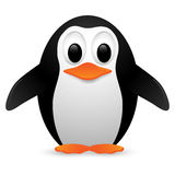 Penguin. Vector illustration. Stock Images