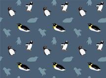 Penguin Wallpaper Vector Illustration 3 Stock Photo