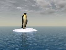 Penguine_gw Imagens de Stock