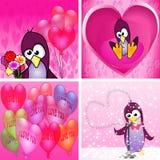 PenguinInLove Stock Photography