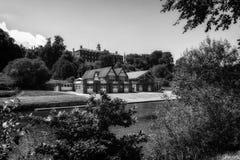 Pengwern fartygklubba Shrewsbury royaltyfria bilder