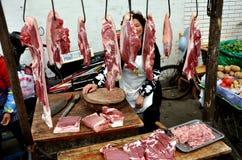 Pengzhou, China: Royalty Free Stock Photography
