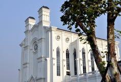 Pengzhou, China: Replik Kirche der Bai-Lu stockfoto