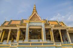Penh del phanom del palacio real Fotografía de archivo
