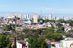 Penha, Sao Paulo stock image