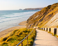 Penhale Sands Royalty Free Stock Photography