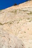 Penhasco da praia de Porto Katsiki Imagem de Stock