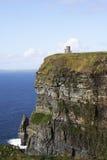 Penhascos de Moher, Ireland Fotos de Stock