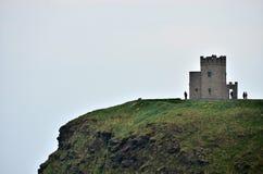 Penhascos de Moher, Ireland imagens de stock