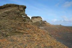 Penhascos de Moher, Ireland Fotografia de Stock