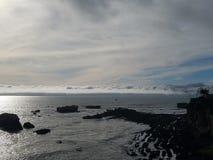 Penhascos do oceano fotos de stock