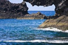 Penhascos do oceano fotografia de stock royalty free