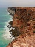 Penhascos marinhos do parque da reentrância australiana Imagens de Stock Royalty Free