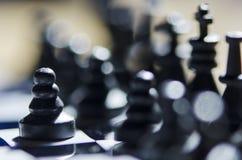 Penhor da xadrez Foto de Stock Royalty Free