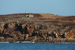 Peniche γύρω - Πορτογαλία Στοκ φωτογραφία με δικαίωμα ελεύθερης χρήσης