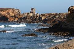 Peniche γύρω - Πορτογαλία Στοκ Φωτογραφίες