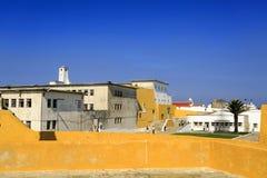 Peniche - πολιτική φυλακή Στοκ εικόνες με δικαίωμα ελεύθερης χρήσης