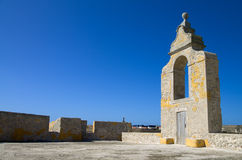 Peniche fort detail Stock Photo